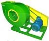 Вентилятор высокого давления радиальный типа ВР 7-20-8.
